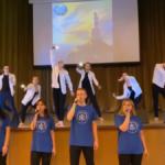 Начало декабря в Макаровке ознаменовалось творческим дебютом первокурсников