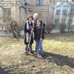 Макаровцы внесли вклад в благоустройство «морской столицы России»