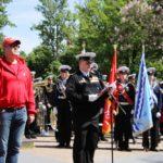 Курсантов Колледжа ГУМРФ приняли в ряды военно-патриотического движения «Юнармия»