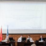 В ГУМРФ обсудили вопросы обучения профессионально ориентированному иностранному языку