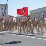 Обучающиеся Колледжа ГУМРФ - участники Парада Победы!
