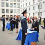 Вызов принят! Выпускники Колледжа и филиалов ГУМРФ получили дипломы.