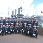Морская столица России празднует День работников морского и речного флота