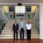 Визит ректора Макаровки в Азербайджан: сотрудничество продолжается