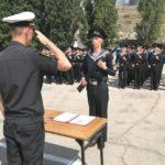 Курсанты третьего курса приняли военную присягу в Севастополе